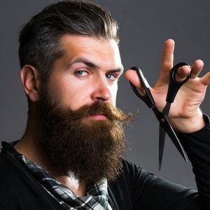 Викинг фризура, одличен избор за брадести мажи