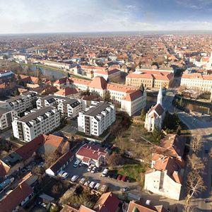 Kvadrat u novogradnji dostigao rekord u Zrenjaninu – cena ide i preko 1.200 evra