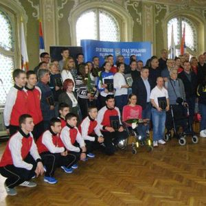 Sportski saveza Grada Zrenjanina uručio nagrade najboljima u 2019. godini