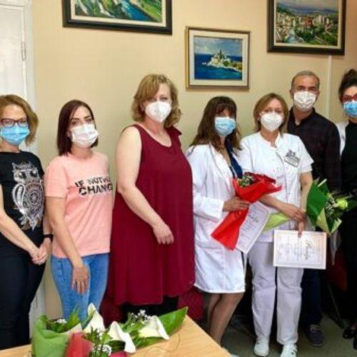 Obeležen Međunarodni dan medicinskih sestara – posvećenost i briga o pacijentima jače od pandemije