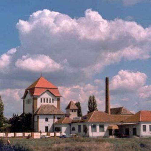 Gradska klanica arhitekte Sekelji Lasla u Zrenjaninu