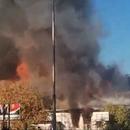 Oд Град Скопје велат дека навреме реагирале за пожарот кај Томче Софка
