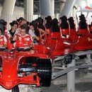 Светот на Ферари во Абу Даби прогласен за најдобар тематски парк на светот