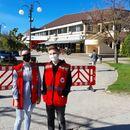Екипата на Црвен крст – Охрид, избркана од пунктот за вакцинација