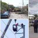 Халкидики се опоравува по катастрофалната бура: Има струја и вода