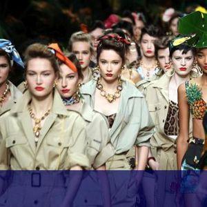 Dolce&Gabbana и Gucci закриха седмицата на модата в Милано (СНИМКИ)