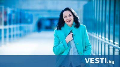 Гергана Стоянова: Моята последна сцена ще бъде заснета утре