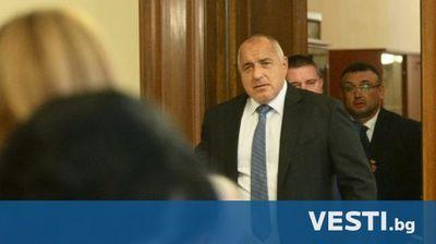 Борисов:Опитът учи да говориш, когато всичко е договорено