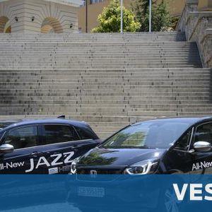 Jazz отваря нова глава в историята на Honda