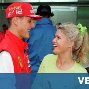 Съпругата на Михаел Шумахер с много рядко интервю