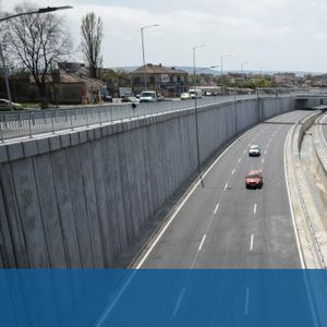 Проверка на елипсовидното кръстовище във Варна