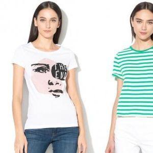 EDNA ОБ(Л)ИЧА: Укроти нежната бунтарка в теб (5 свежи тениски под 20 лева!)