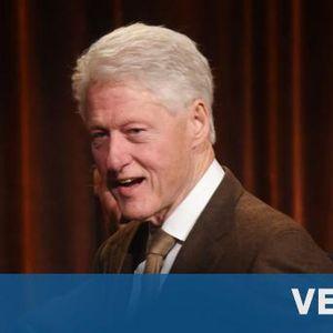 Изписаха Бил Клинтън от болницата (СНИМКИ)
