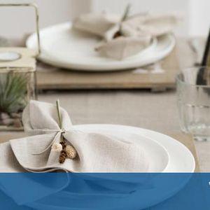 Умна покривка разпознава храна и предмети на масата