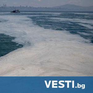 Защо Турция ще вкарва кислород в Мраморно море