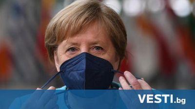 """Меркел предупреждава: Европа е върху """"тънък лед"""""""