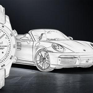 Porsche Design лансира сопствената програма наречена Build Your Own Watch