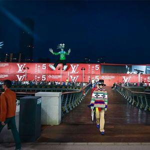 Louis Vuitton SS21 машката колекција е манифест на прогресивни промени