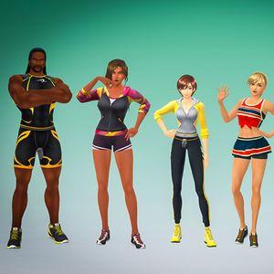 Видео игри кои можат да го направат вежбањето позабавно