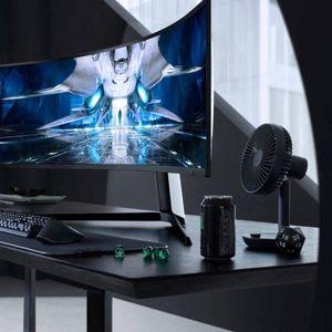 Samsung го лансира првиот заоблен гејминг монитор со Mini-LED технологија