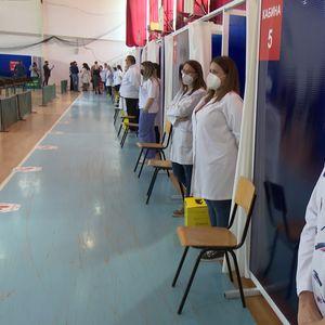 За десет дена во вакциналниот пункт во Штип вакцинирани над десет илјади граѓани