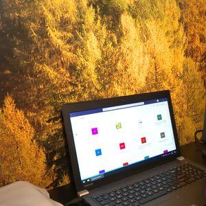 Столе од Штип доби нов лаптоп, а летото ќе оди на летување во Охрид