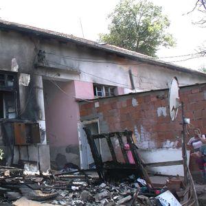 За десет дена втор пат се пали старото нервно одделение во Штип, граѓаните бараат кров над глава