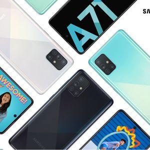 Samsung Galaxy A51 и Galaxy A71 предлагат четворни камери