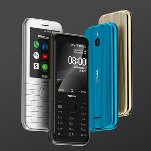 Nokia 8000 4G е достъпен при нас