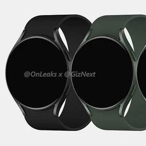 Нови изображения показват Samsung Watch Active 4