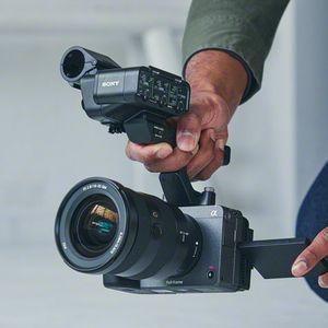 Sony FX3 e компактен пълноформатен фотоапарат в серията Cinema Line
