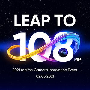Ето как да проследите събитието за фотографски иновации на Realme