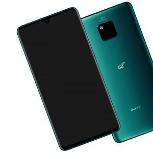Появи се видео с Huawei Mate 20 X 5G