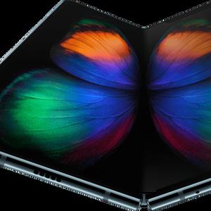 Видео показва гънката в дисплея на Galaxy Fold