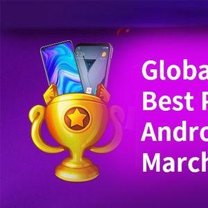 Най-мощните смартфони с Android през март (2021) според Antutu