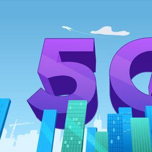 София в топ 15 на столиците с най-високи 5G скорости