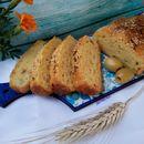 Лебче со пченкарно брашно и маслинки
