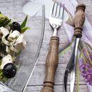 Салата со праз, маслинки и сирење
