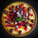 Тарт со овошје