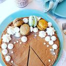 Торта со чоколаден мус