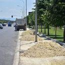 Реконструкција на вело патека во Ново Лисиче на булеварот Видое Симилевски Бато