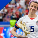 Megan Rapinoe calls out Trump: 'Your message is excluding people'