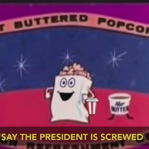 Watch dancing snacks sing a scathing impeachment intermission song