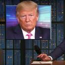 'The President of the United States is undermining public health': Seth Meyers slams Trump's coronavirus response