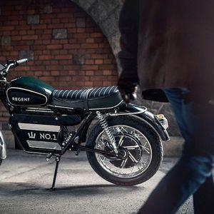 Како би требало да изгледа електричен мотоцикл?