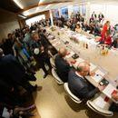 """Пендаровски во Минхен говореше на тркалезната маса """"Балкански дијалози"""""""