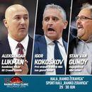 TRENERSKA KLINIKA: Kokoškov, Van Gandi, Tomić i Lukman