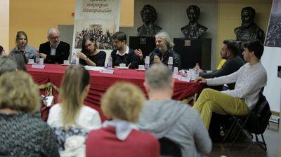 """Održana konferencija za medije povodom premijere predstave """"Travnička hronika"""" u SNP"""