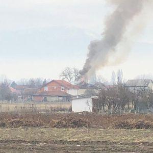 Пожар во Трубарево