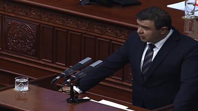 Мицевски: Единствената цел на Законот за ЈО е СДСМ да не одговара за криминалите